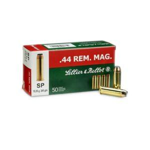 Sellier & Bellot .44 Magnum