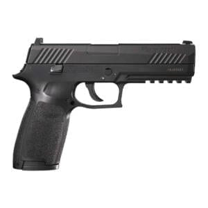 Sig Sauer P320 Semi- Automatic Air Pistol BB & Pellet