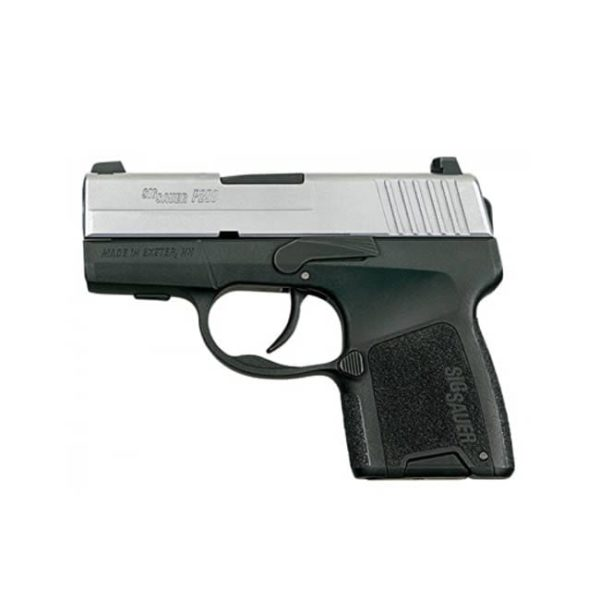 Sig Sauer P290 RS 9MM Two Tone w/Night Sights Firearms