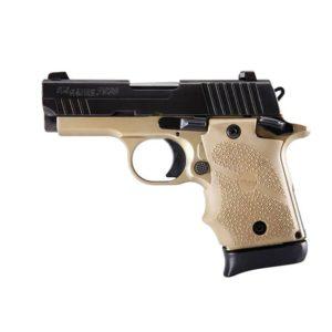 Sig Sauer P938 Micro-Compact 9MM FDE Firearms