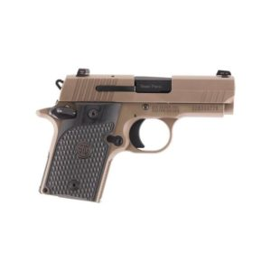 Sig Sauer P938 Emperor Scorpion 9mm Firearms