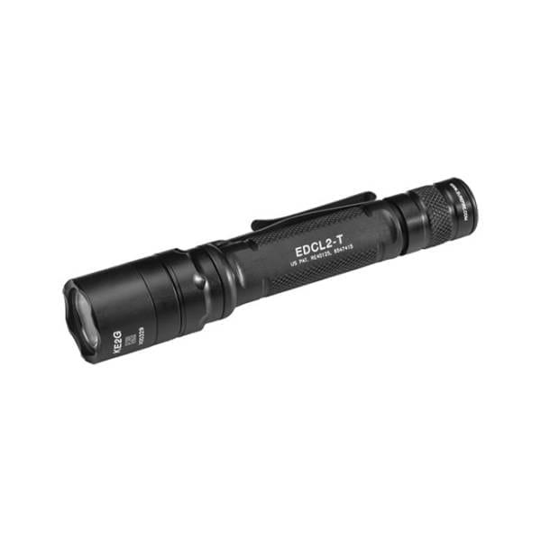 Surefire EDCL2-T Dual-Output Flashlight Camping Gear
