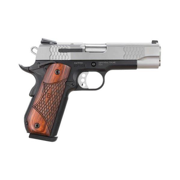 Smith & Wesson 1911 .45 4.25″ E-Series Firearms