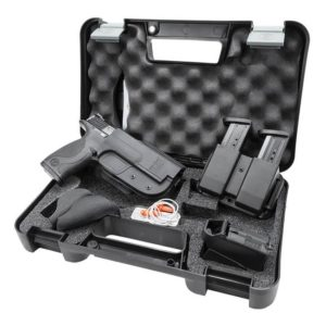 Smith & Wesson M&P 40 with Carry & Range Kit .40 S&W Firearms