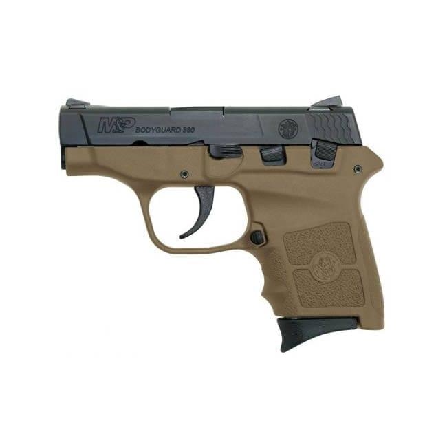 Smith & Wesson M&P Bodyguard .380 ACP Handgun Firearms