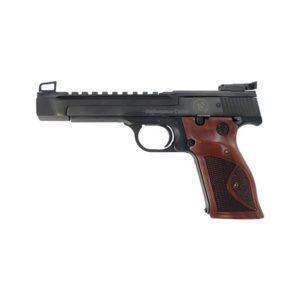 Smith & Wesson Model 41 Rimfire SA .22 LR, 5.5″ Firearms