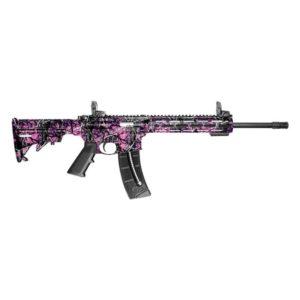 Smith & Wesson M&P15 .22 LR Sport Muddy Girl Camo AR-15