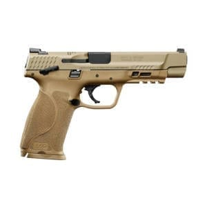 Smith & Wesson M&P9 9MM 5″ FDE Firearms