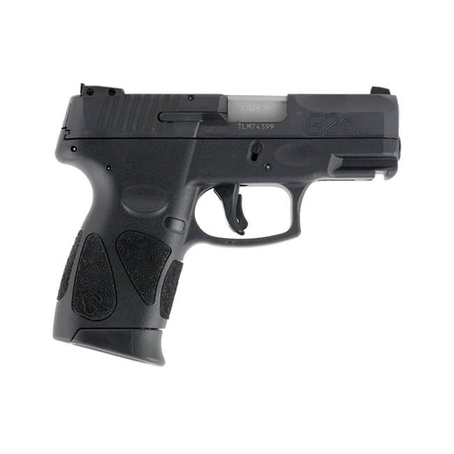 Taurus G2C 9mm 12RD, Black Firearms