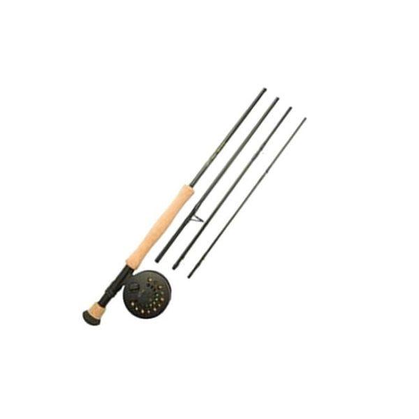 4-5 wt. 8'6″ 4 pc. NXT Rod Fishing