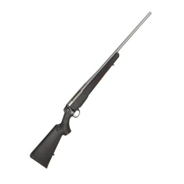 Tikka T3X Lite Bolt 308 Winchester 22.4″ 3+1 Synthetic Black Stock Stainless Steel Bolt Action