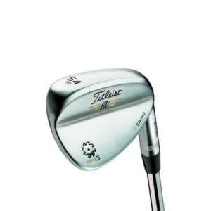 Titleist Vokey SM5 Tour Chrome Wedges Golfing