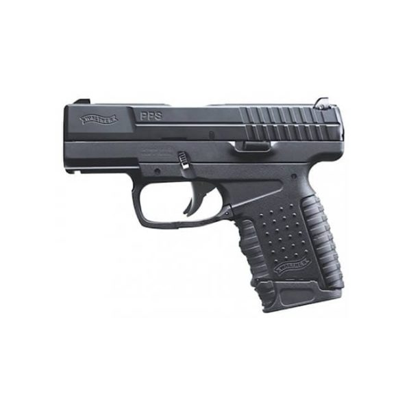 Walther PPS .40 S&W 6 Rds, 2 Mags Firearms