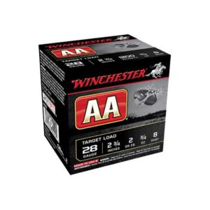 Winchester Ammo AA Target Loads 28 Gauge 28 Gauge