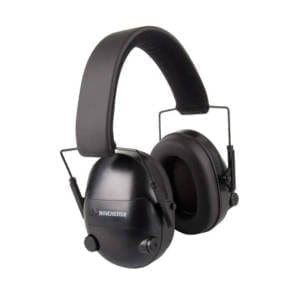 Winchester Electronic Earmuffs Eye & Ear Protection