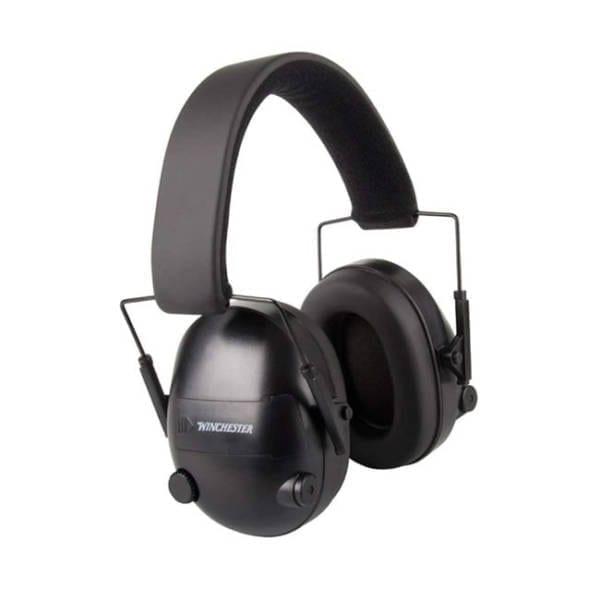 Winchester Electronic Earmuff Eye & Ear Protection