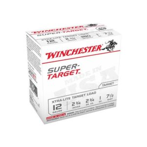 Winchester Super Target 12 Gauge Box 12 Gauge