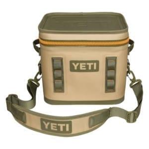 Yeti Hopper Flip 12 Cooler Tan Camping Gear