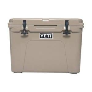 Yeti Tundra 50 Cooler Tan Camping Gear