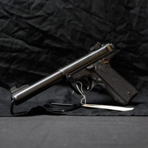 Pre-Owned – Ruger Mark IV 22/45 Single .22 LR 5.5″ Handgun Firearms