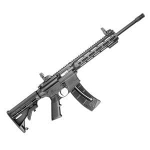 Smith & Wesson M&P15 Semi-Auto .22 LR 16.5″ Rifle AR-15