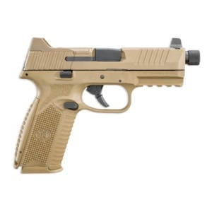 FNH FN 509 Tactical 9mm Double Action