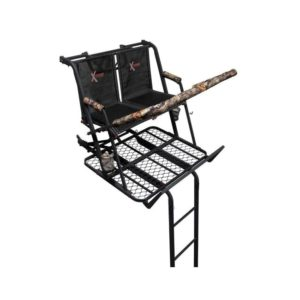 X-Stand Jayhawk 20' 2-Person Ladder Tree Stand