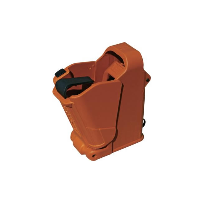 Maglula LULA 9mm to 45ACP Mag Loader Orange Brown