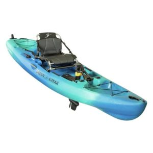 12′ Malibu Pedal Drive Kayak Boating
