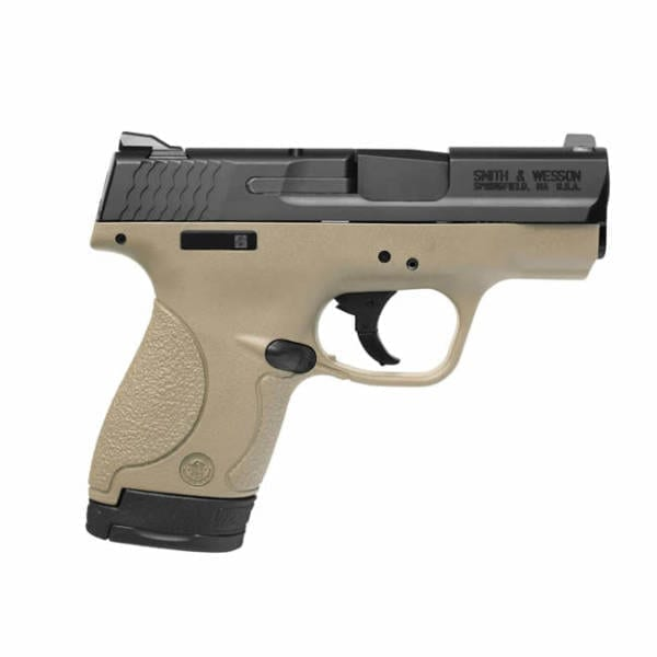 Smith & Wesson M&P 9 Shield 9mm FDE Double Action