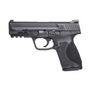 Smith & Wesson M&P9 M2.0 Compact 9mm 4″ 15rd Fixed Sights Firearms
