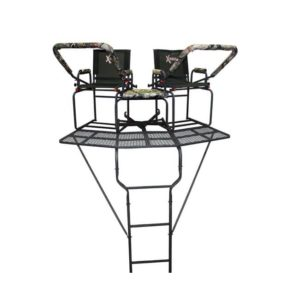 X-Stand Comrade 18′ Ladder Tree Stand Hunting