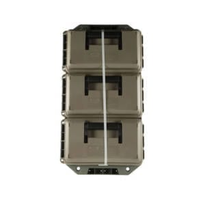 MTM 3-Can Ammo Crate .50 Caliber