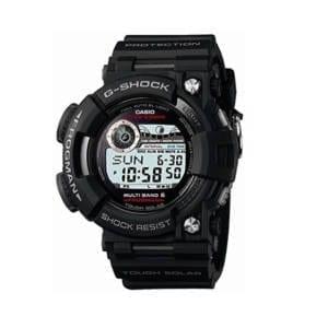 Casio Men's G-Shock Frogman Resin Watch Accessories