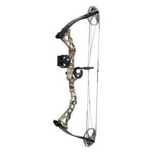 Diamond Archery Youth Atomic Compound-Bow Package – Camo Archery