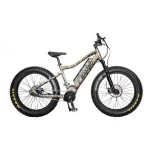 Rambo R750XP G3 Camo Electric Bike Accessories