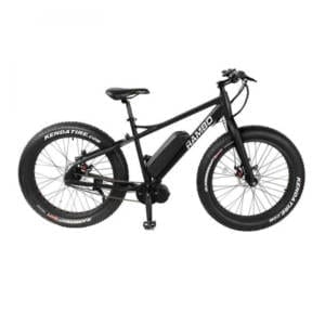 Rambo R750 G3 Matte Black Bike