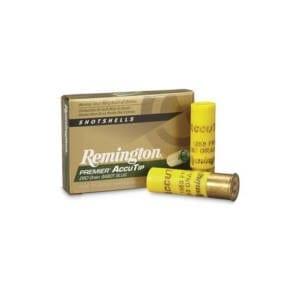 """Remington Premier 20 Gauge 3"""" 260 GR Slug Shot"""