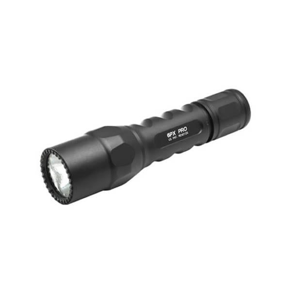 Surefire 6PX Pro Compact LED Flashlight, Dual Output Firearm Accessories