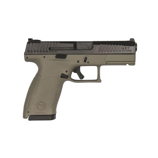 Cz P 10 Compact Pistol 9mm 10 Rd