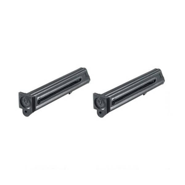 RUG MKIV/MKIII 10RD MAG 2PK Firearm Accessories