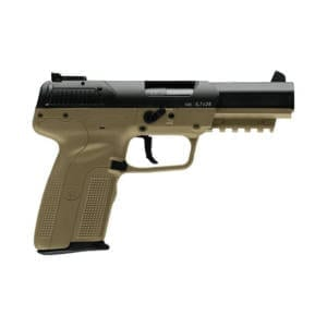 FN Herstal Five-Seven 5.7×28 mm, 4.75″ Handgun Handguns