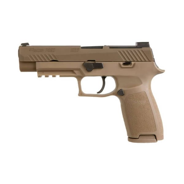 Sig Sauer P320-M17 9mm Coyote Pistol Firearms