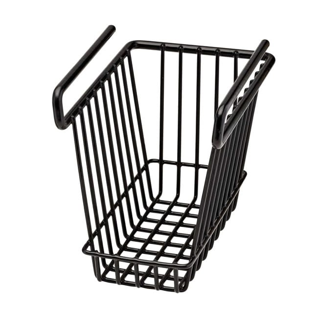 Snapsafe Small Hanging Wire Shelf Basket