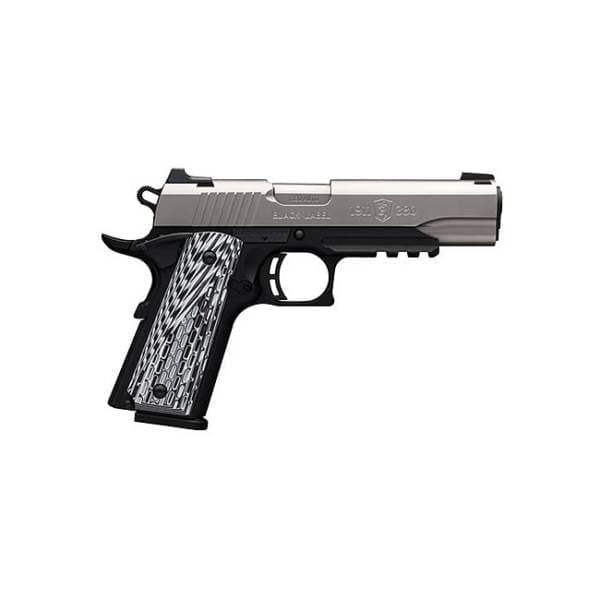 Browning 1911-380 PRO Stainless Steel .380 ACP Firearms