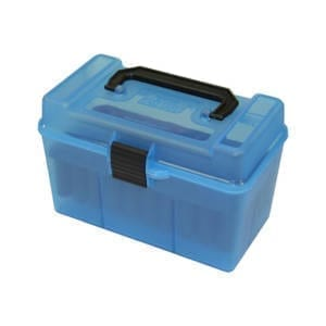 MTM Case-Gard H-50-R-Mag-24 Deluxe Rifle Ammo Cases