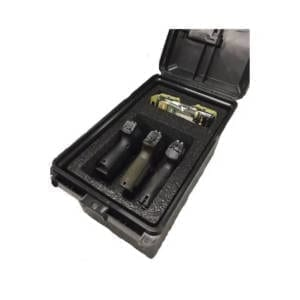 MTM Case-Gard Tactical Pistol Case 3 Ammo Cans & Boxes