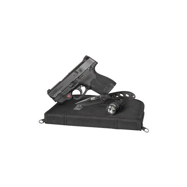 Smith & Wesson M&P Shield M2.0 Pistol EDC Kit 9mm, 3.1″ Firearms