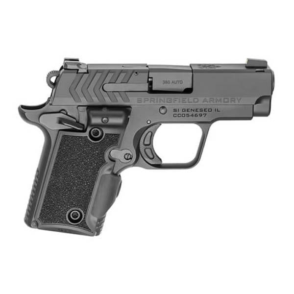 SPH 911 380ACP 2.7″ 6/7RDSEMI Firearms