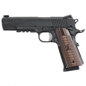 SIG Sauer 1911 .45 ACP 5.0″ Semi-AutoHandgun Firearms